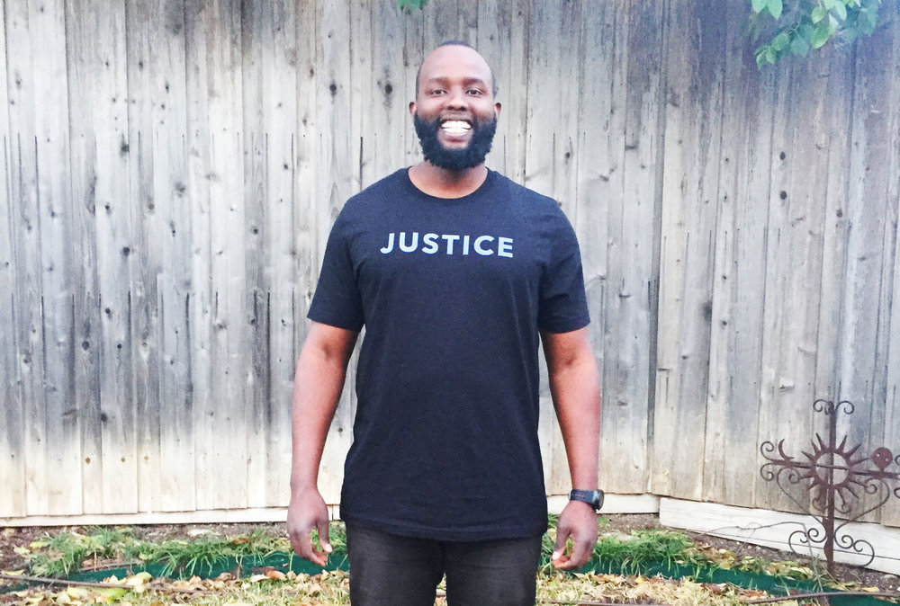 Justus (is for justice) Murimi!