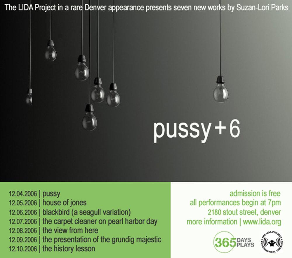 pussy +6