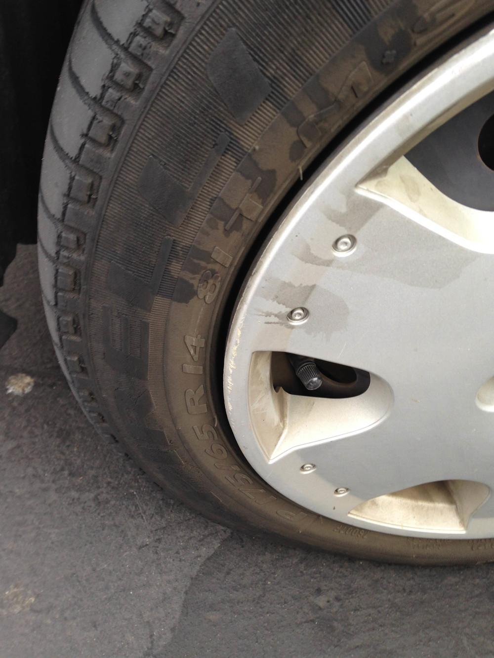 Day 29 - A Tire.jpg