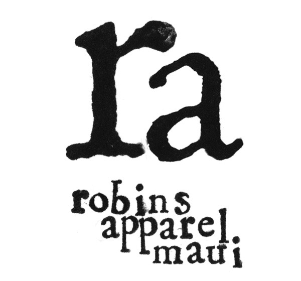 robins apparel maui