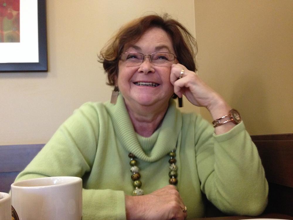 The passionate Sharon Allen