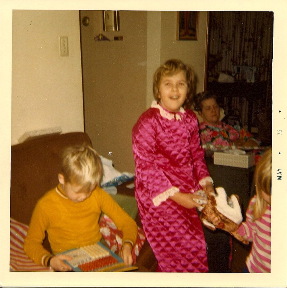 The Year of the Housecoat; 1971