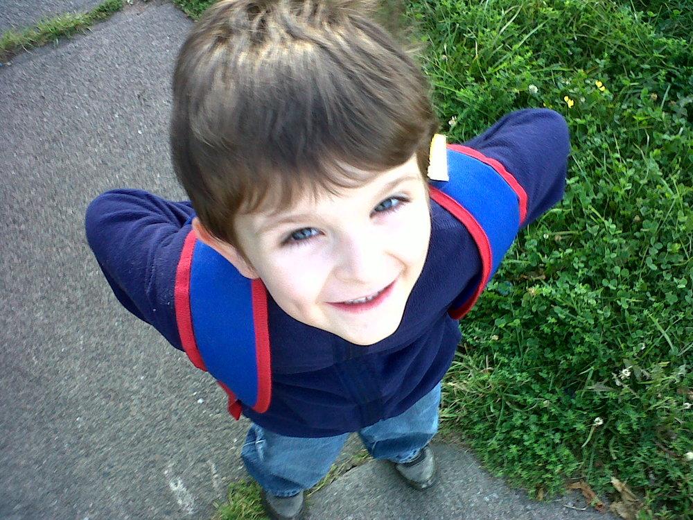 Patrick Hardy's son, Sam