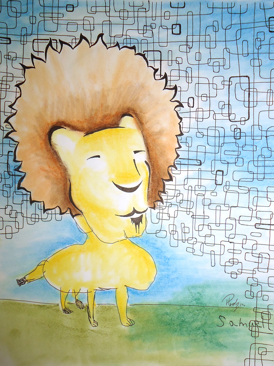 AfricaColor by Patrick Hardy and Sam Hardy