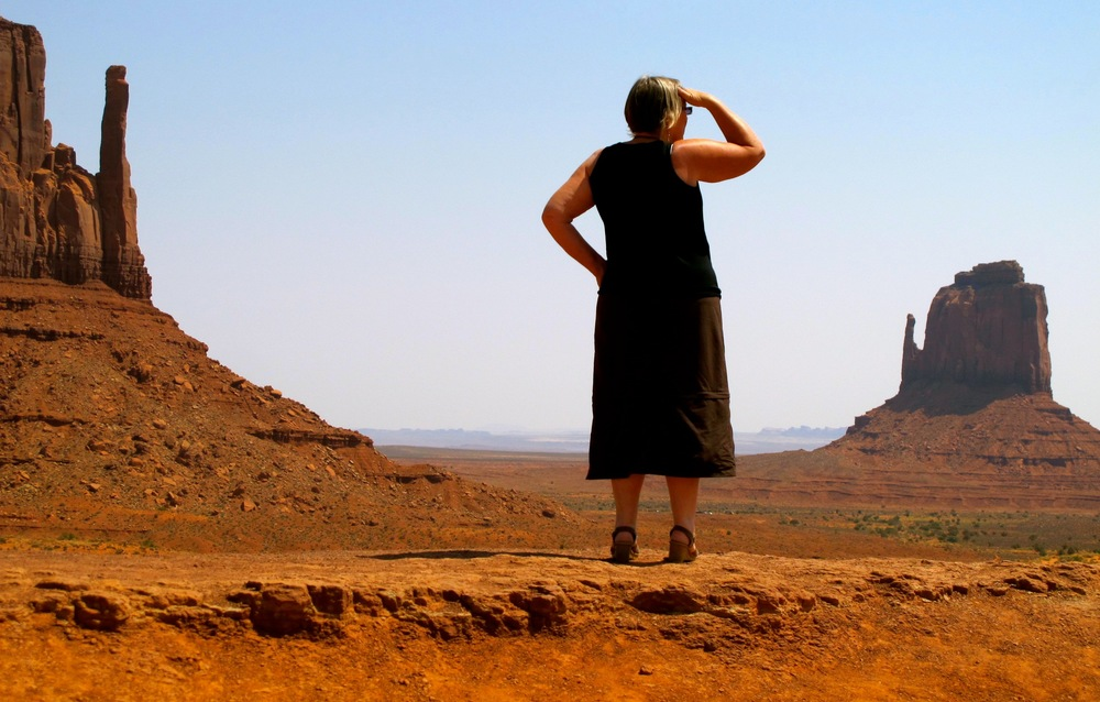 Janine on her Soul Journey – Monument Valley, Utah