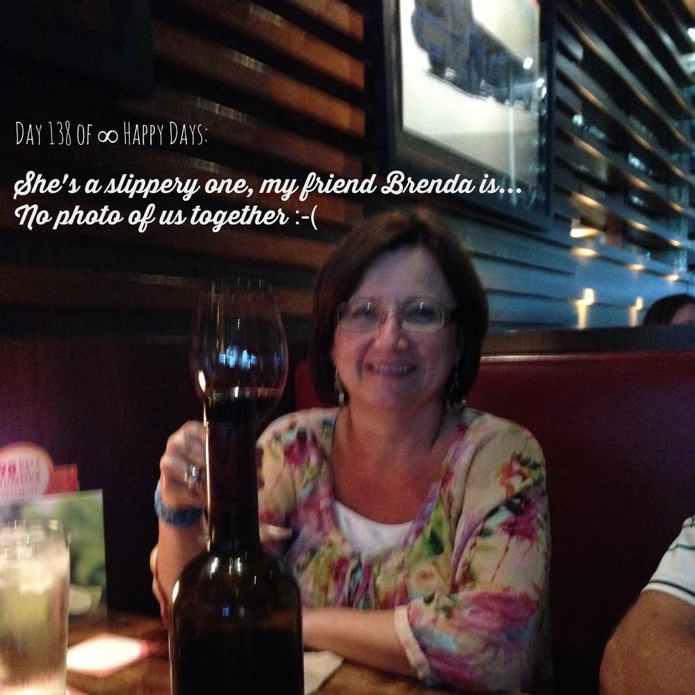 Celebrating Brenda