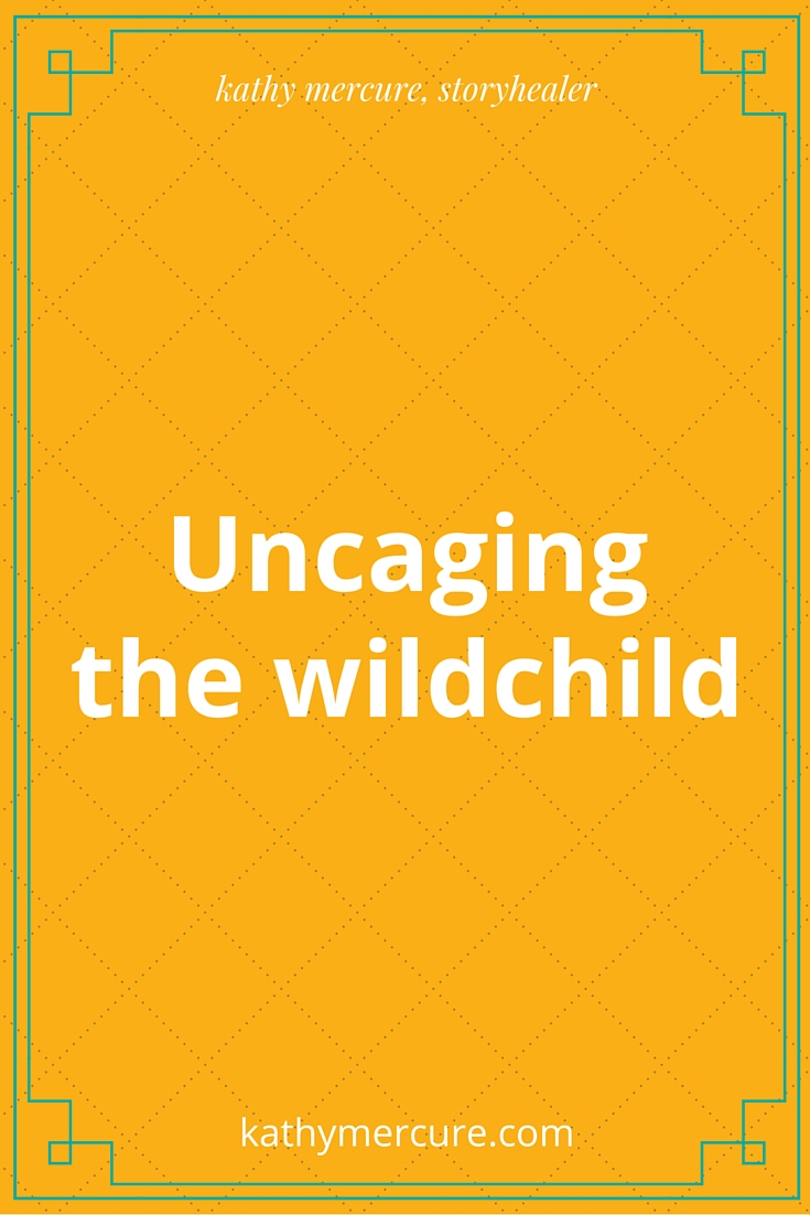 uncaging the wildchild