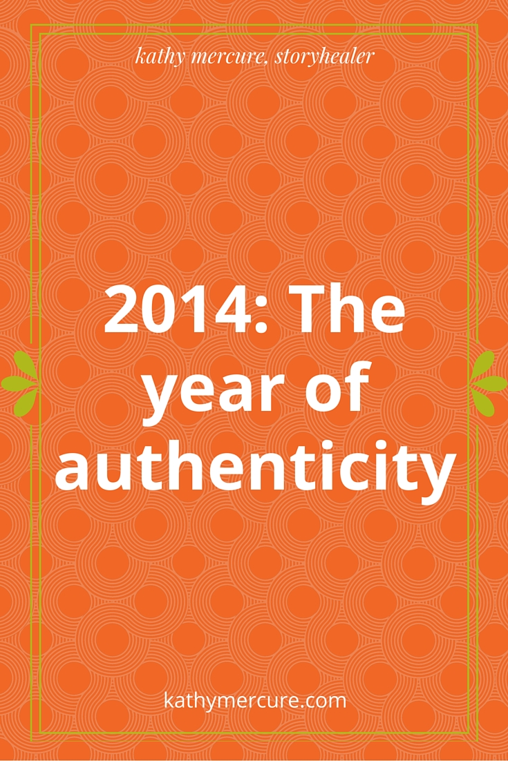2014-the year of authenticity