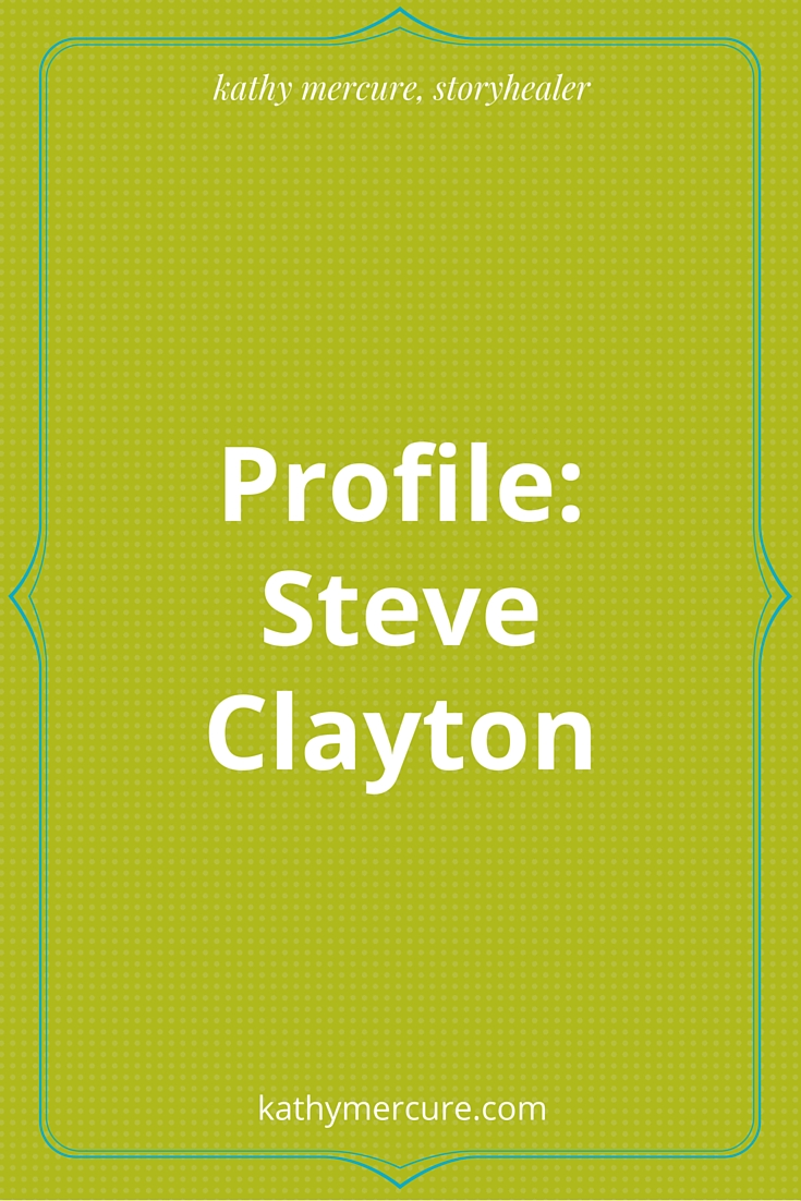 Profile: Steve Clayton, Clayhut Healing Centre