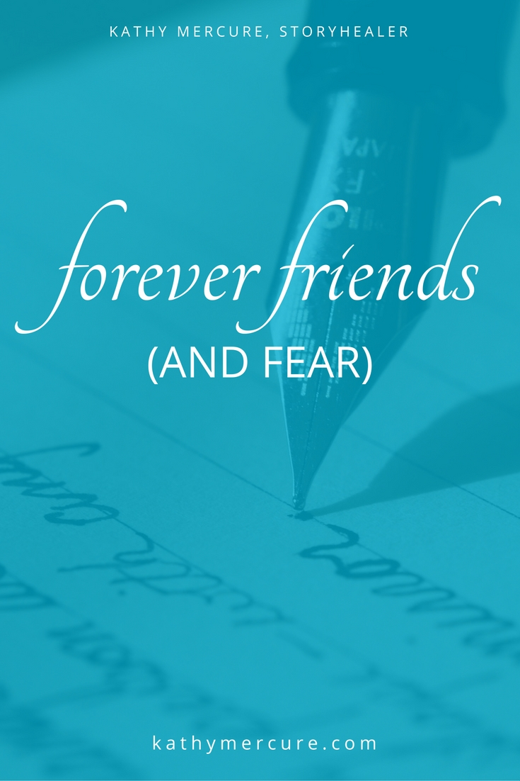 Do you have a friend that you share your highs, lows, beautiful and ugly with? Have you ever let your fears get in the way of friendships? Pin this blog to save for later, or read it all now...