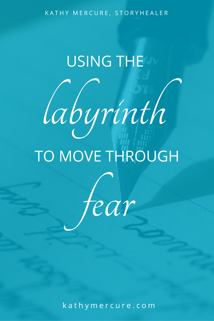 """There is no right or wrong, just the unwavering forward motion that is life."" — From a Labyrinth Pen Walk... Take a journey to find and express what you really need to say with a FREE Labyrinth Pen Walking kit! Visit the blog or save this pin for later."
