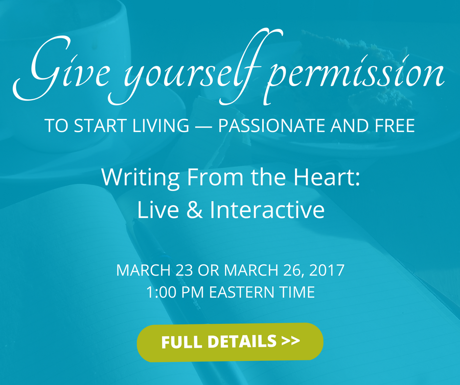 WFTH Give yourself permission