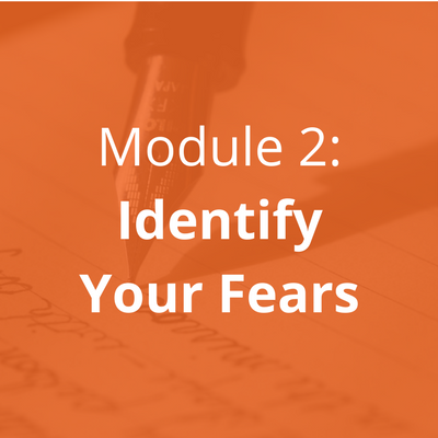 Here's what we'll cover: • the differences between physical fear and emotional fear • different types of emotional fears • grading your contentment in 8 areas • journaling your fears