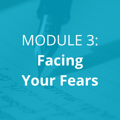 What you'll learn: • why fear is not the enemy • a new way to think about fear • building courage & resilience • facing fear • the root of all fears • journaling practices