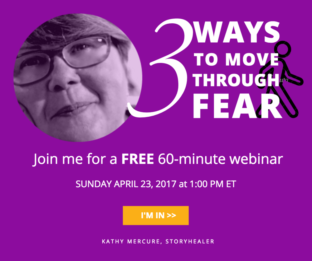 3 Ways to Move Through Fear