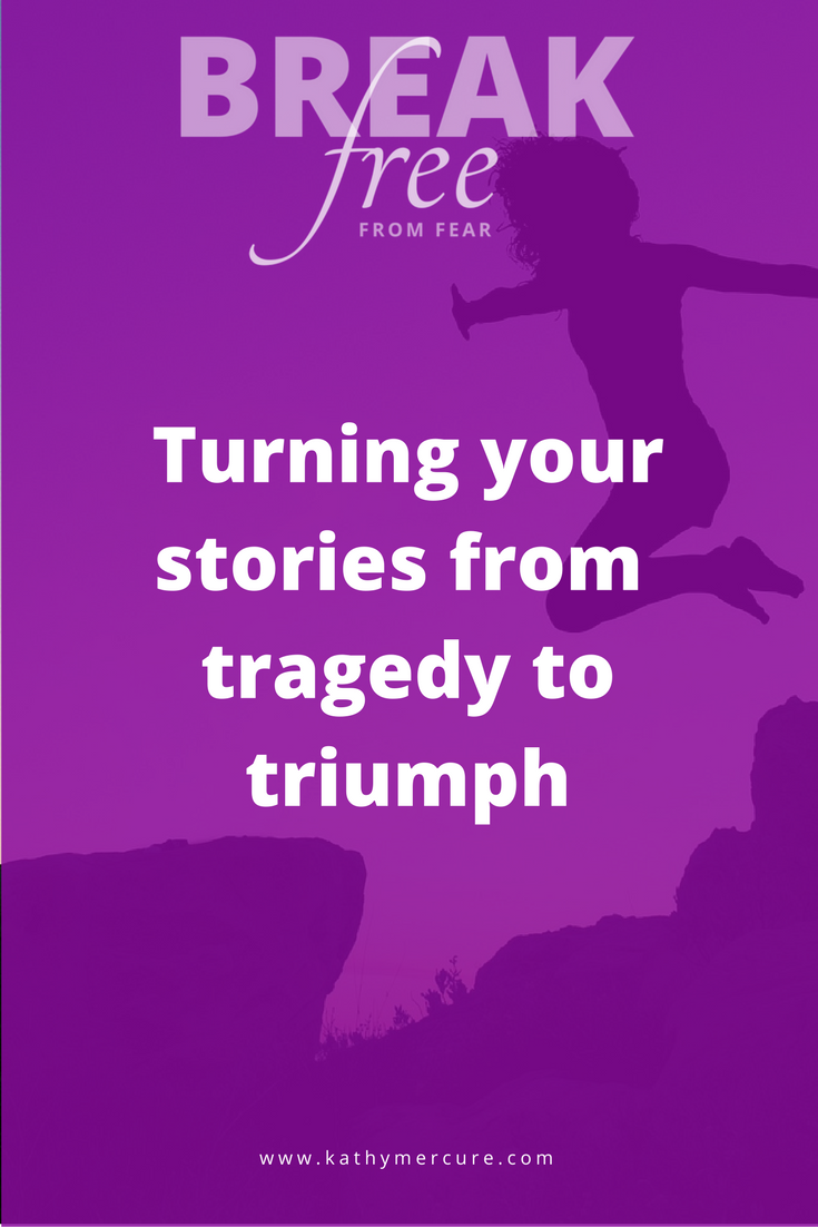 There comes a point in Break Free when we do turnarounds. It's the time when we honour our stories by changing them from tragic to triumphant. PIN to SAVE or read l