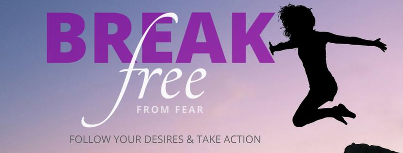 break free course page