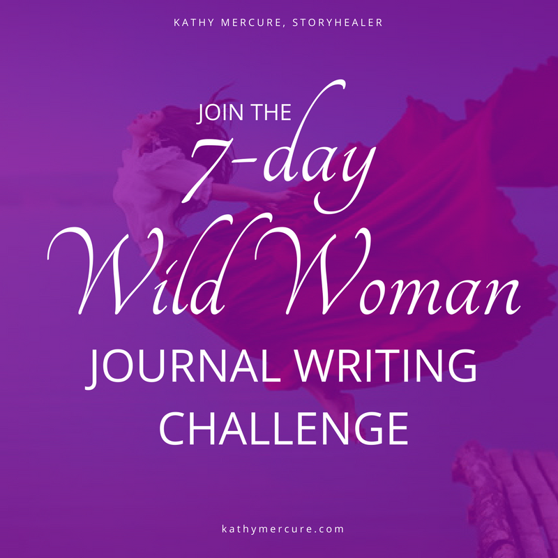 7-day journal writing challenge