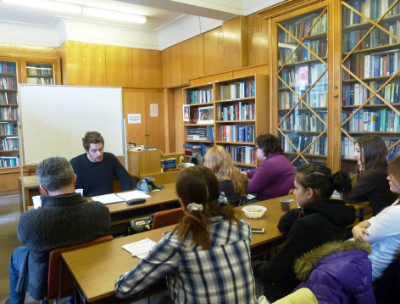 Lecture at the Russian-American Academic Research Centre for Biblical and Jewish Studies, at the Russian State University for the Humanities in Moscow, March 2012