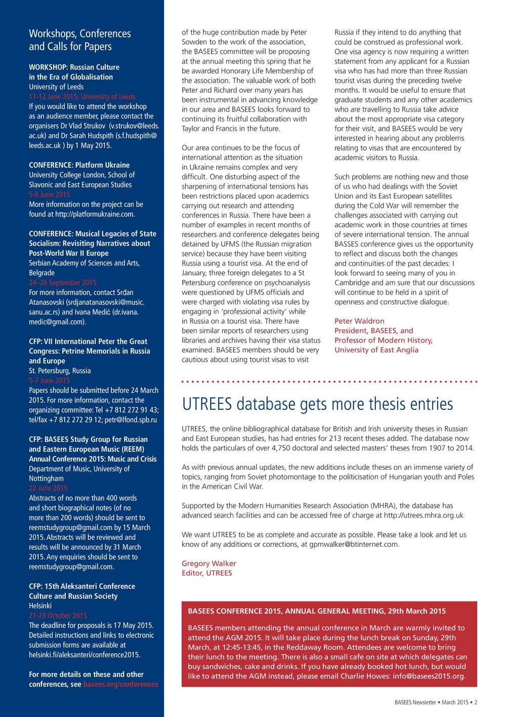 triannual newsletter basees nl13 page 002 jpg