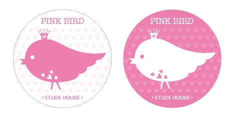 Etude House Official Pink Bird Reviewer