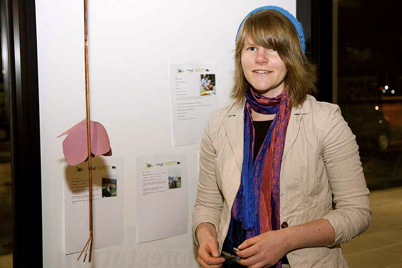 Clare from Urban Reforestation