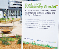 Welcome to your backyard DOCKLANDS NEWS