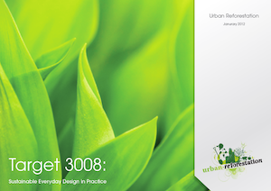 Target 3008 Project Report URBAN REFORESTATION