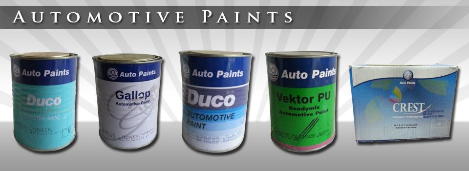 Auto Paints