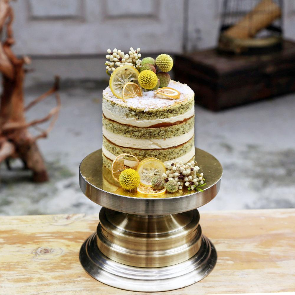 Arnold Palmer Cake,$55 / slice, $108+ / cake