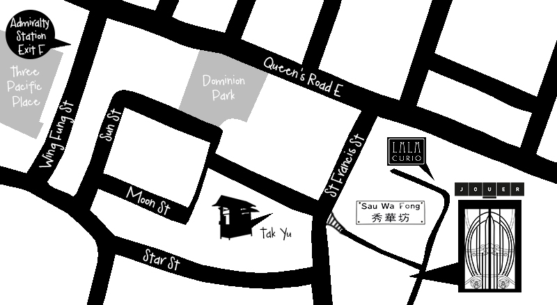 Jouer Hong Kong Map