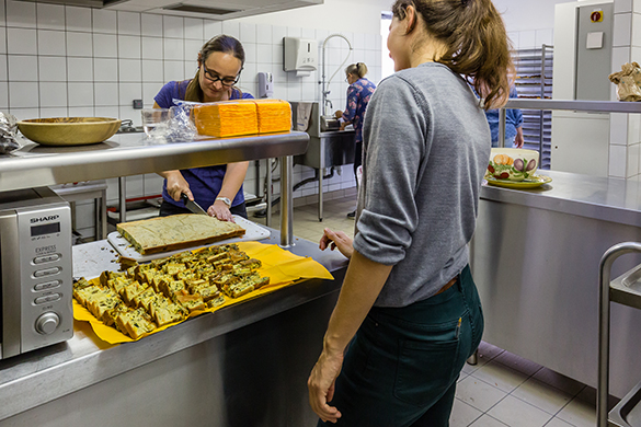 Cakes, tapenade, gaspacho, tarte soleil...