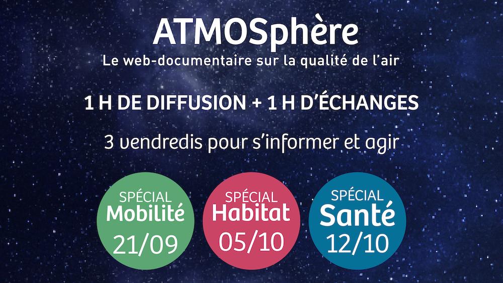 3 projections thématiques au cinéma - > Vendredi 21 septembre - Mobilité> Vendredi 5 octobre - Habitat> Vendredi 12 octobre - SantéSalle d'animation, Place de la Mairie, 74310 Les Houches