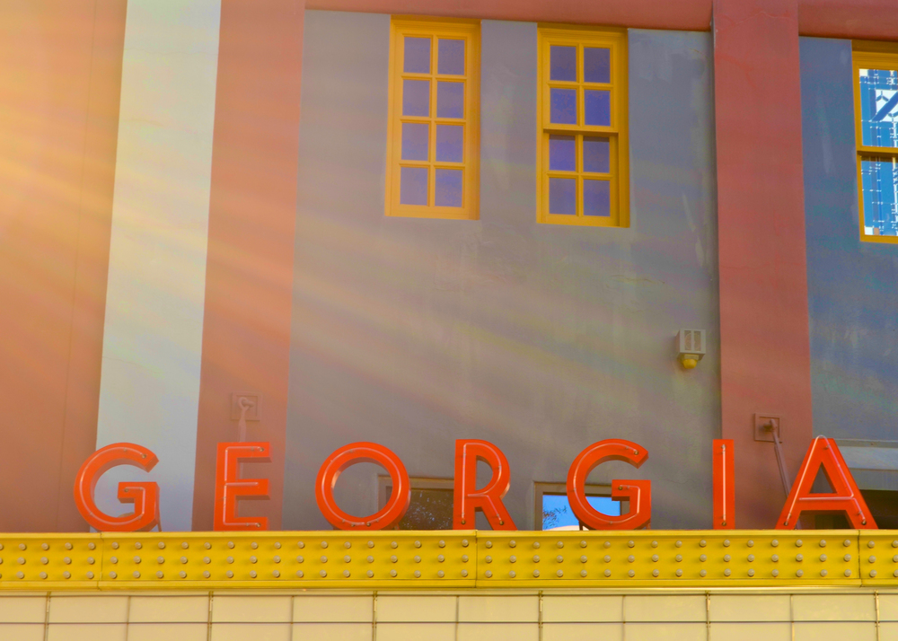'Georgia Sunburst'   was selected by judges to be included in the SHOTS 2013 exhibit at The Showcase School of Photography.  SHOTS 2013 is presented in conjunction with Atlanta Celebrates Photography – a city-wide celebration of photography in Atlanta during October.  ACP is in its 15th year!    SHOTS 2013