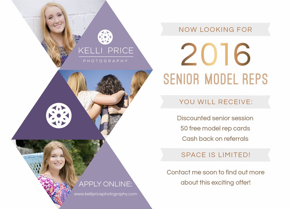 Senior Rep Program