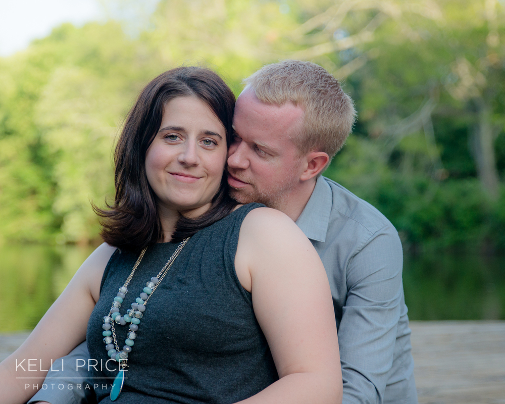 Engagement Session at Piedmont Park, Atlanta