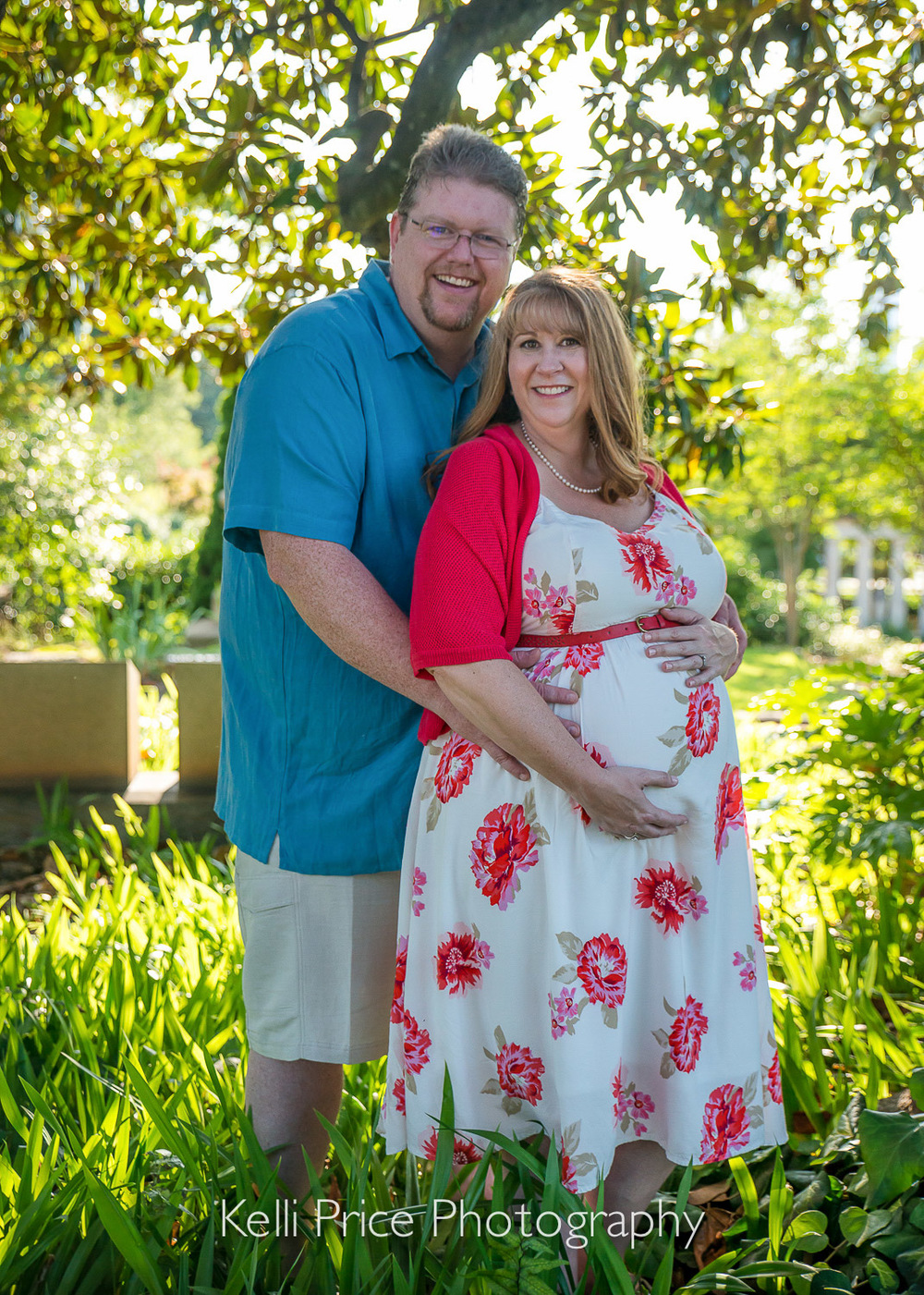 Mother & Father - Atlanta Maternity - Historic Oakland Cemetery, GA