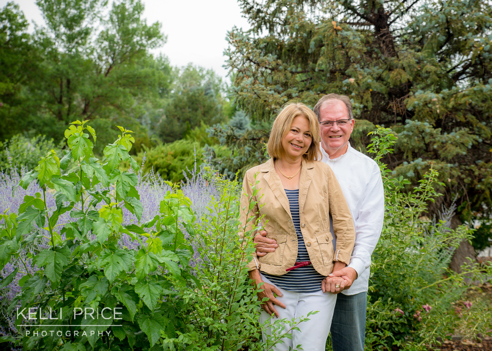 Rick & Kathleen Anniversary Session - Fallon, Nevada