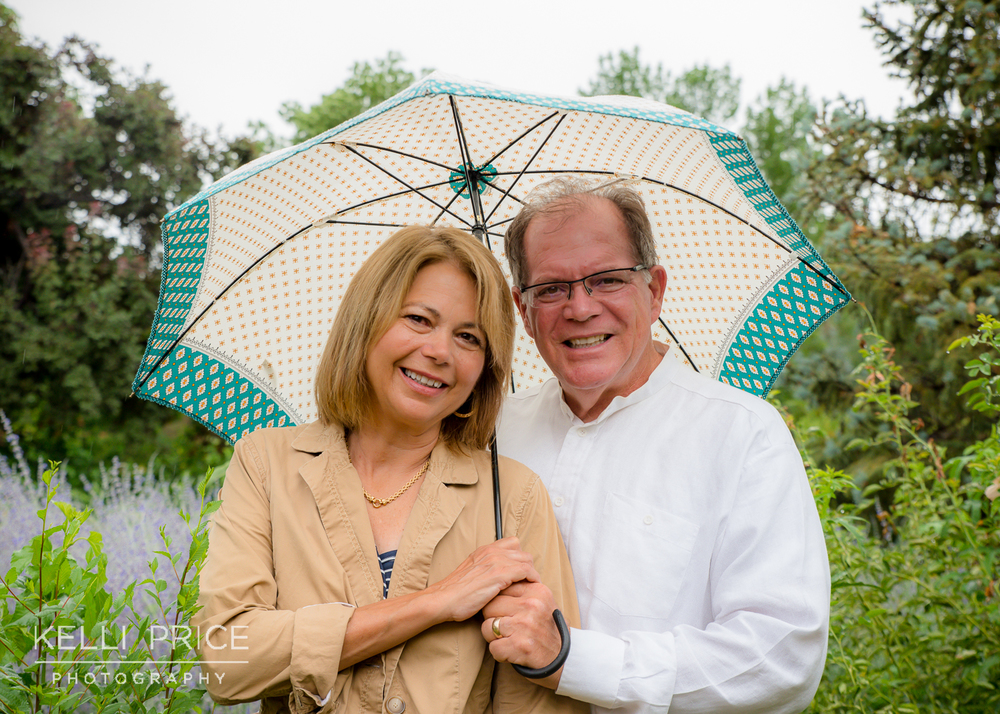 Rainy 40th Anniversary Session - Fallon, Nevada