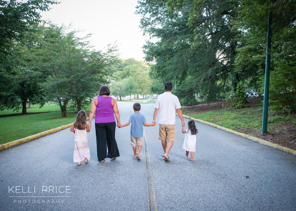 Atlanta Family Photographer, Grant Park Georgia