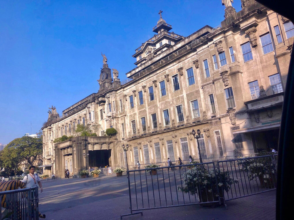 The University of Santo Tomas was founded in 1611.