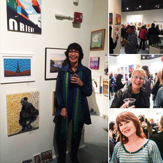 Photos from the ArtLaunch Opening Party on Thursday, October 9th. See the photos individually by clicking on the image above.