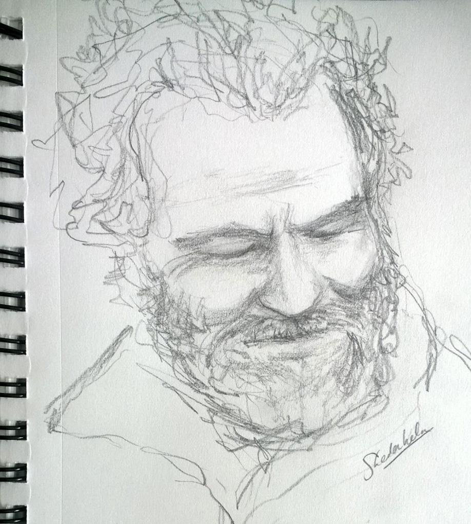 KendraShedenhelm_PencilSketch