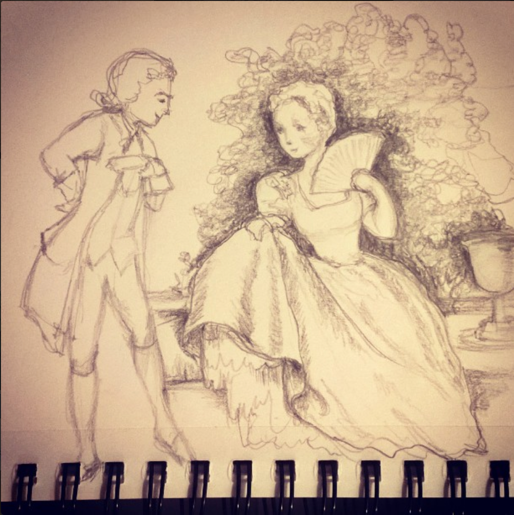 KendraShedenhelm_ScenicScene_MakeArtThatSells_Sketch