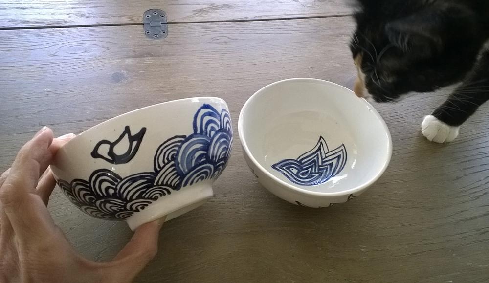 Kendra Shedenhelm Brooklyn fundraiser Empty Bowls Pottery Glaze