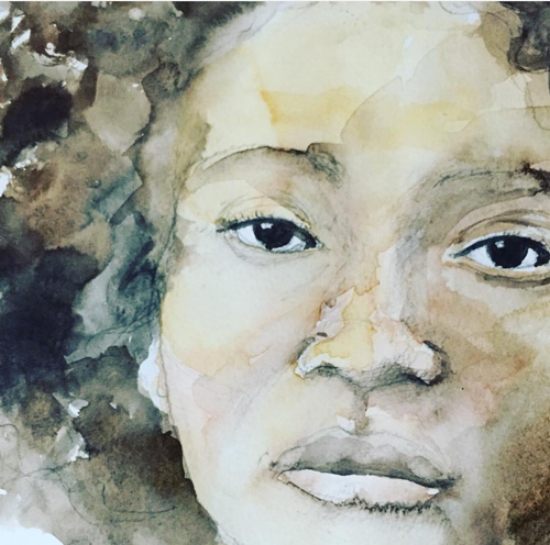 Kendra Shedenhelm_Watercolor_Faces1