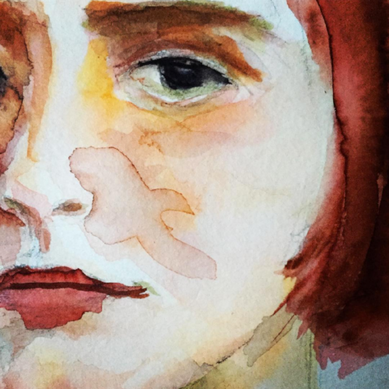 Kendra Shedenhelm_Watercolor_Faces2