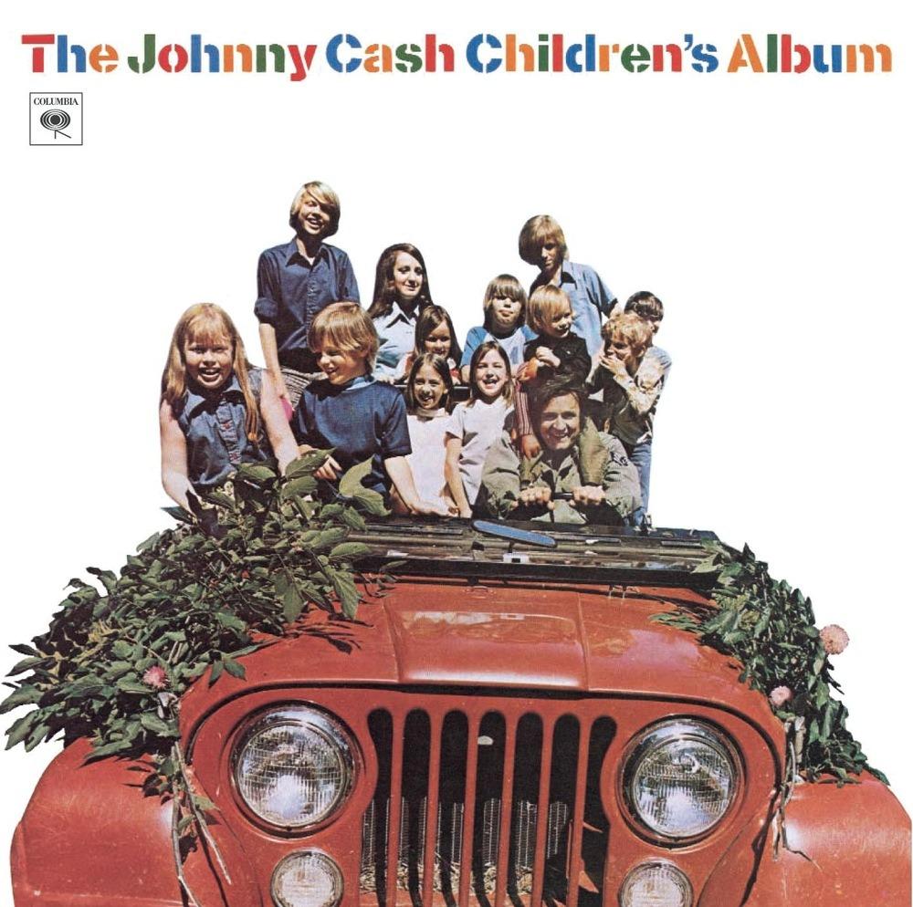 "Here is a strange little song from Johnny Cash's children's album: ""The Dinosaur Song"""
