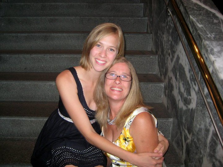 Elisa and Brenda