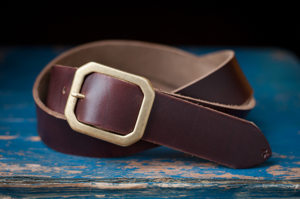 Custom sized belt